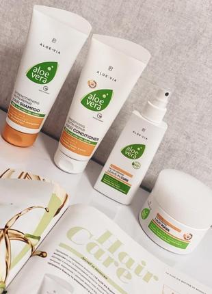 Набір для відновлення та догляду за волоссям