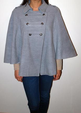 Идеальное пальто dorothy perkins пальто пончо в стиле милитари