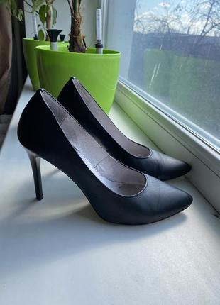 Кожаные туфли5 фото