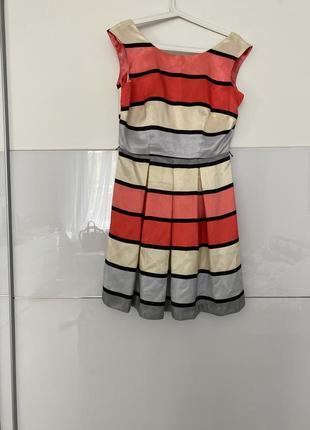 Яркое летнее стильное платье американского бренда