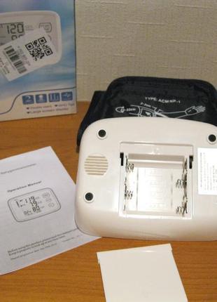 Тонометр автоматический на плечо ck - a1553 фото