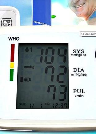 Тонометр автоматический на плечо ck - a1556 фото