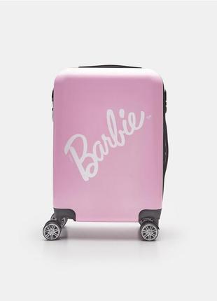 Чемодан barbie   размер: 55 cm x 35 cm x 21 cm