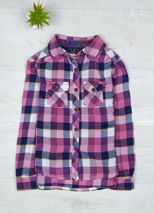 Рубашка для девочки.