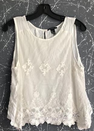 Майка блуза