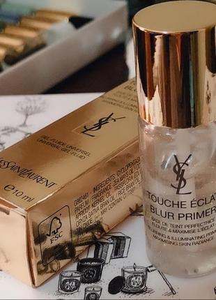 База под макияж (праймер) yves saint laurent touche eclat blur primer