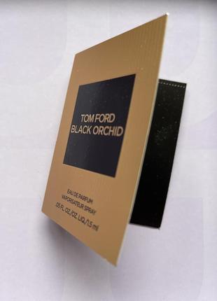 Tom ford/black orchid/пробник парфумів/люксові парфуми/парфум/духи