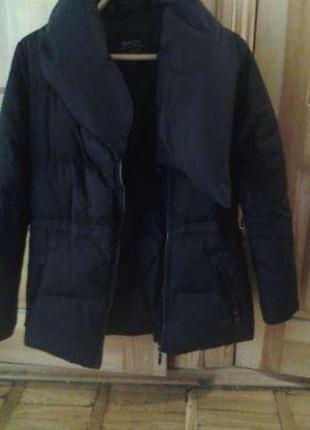 Куртка пуховик bershka