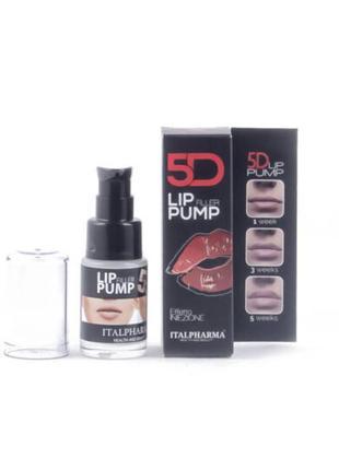 5d lip pump filler філлер для збільшення губ italpharma