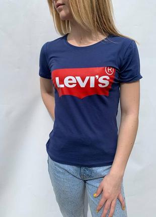 Футболка levis2 фото