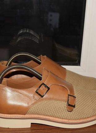 Navyboot monk мужские туфли монки
