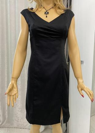 Платье сарафан в офисном стиле orsay
