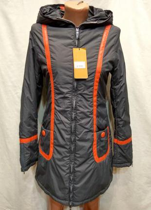 Куртка удлиненная фирмы cop copine модель 03-68