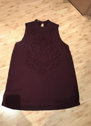 Блуза туника платье