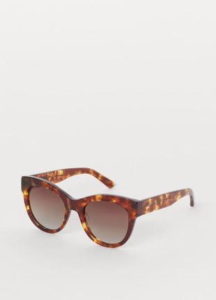 🕶 premium quality. новые поляризационные очки в черепаховой оправе, *нюанс