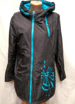 Куртка удлиненная фирмы cop copine модель 66-743
