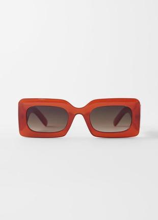 Нова колекція zara! сонцезахисні окуляри в ретро стилі
