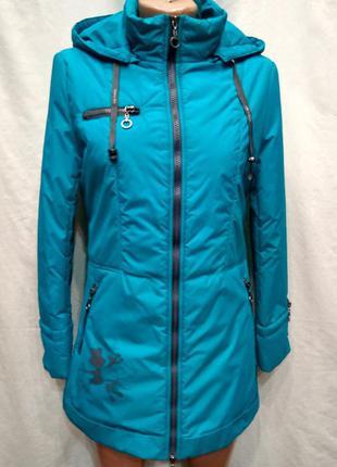Куртка удлиненная фирмы cop copine модель 03-22