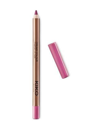 Стойкий карандаш для губ creamy colour comfort lip liner kiko milano 311