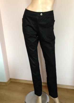 Фирменные чёрные штаны /m/ brend karen millen