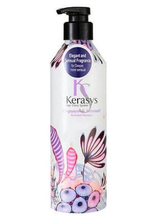 """Шампунь для волос """"элеганс"""" kerasys elegance"""