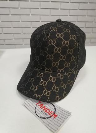 Модная женская бейсболка кепка