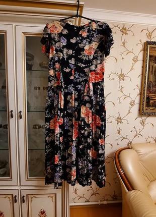 Платье новое сток германия ,винтаж