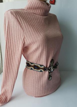 Красивый пояс, нитка, узор, на завязку.