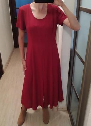 Платье в пол от j. tailor.