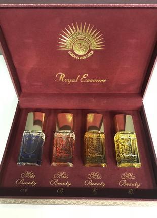 Набор парфюмерии royal essence,духи,ароматы:)