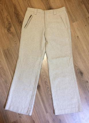 Тёплые шерстяные брюки!