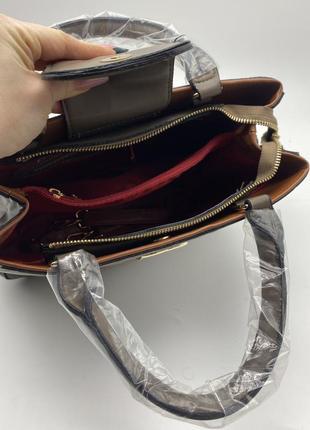 Женская сумка хорошего качества кожа быстрая доставка3 фото