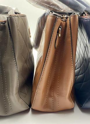 Женская сумка хорошего качества кожа быстрая доставка5 фото