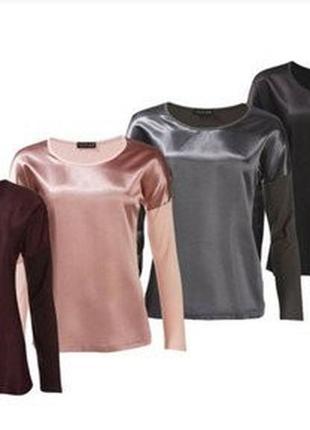 Блуза esmara премиум коллекция. распродажа