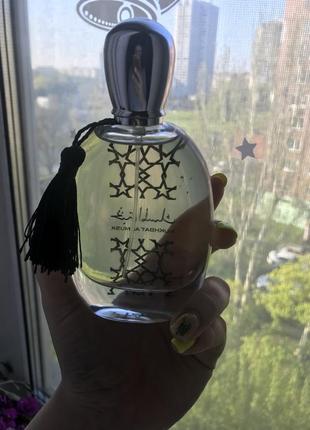 Нишевый арабский парфюм nusuk nukhbat al musk.