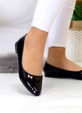 Шикарные женские туфли балетки
