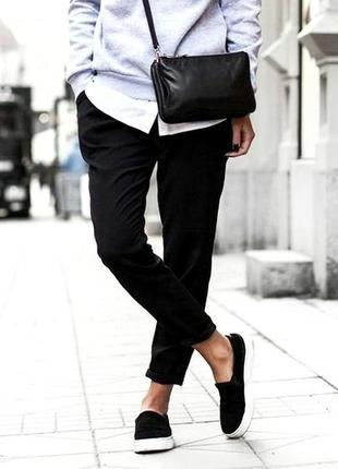Повседневные брюки от h&m💛отлично подойдут и для универа,работы,школы☝😍