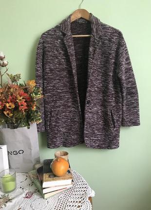 Бойфренд пиджак , піджак , жакет , пальто в стилі zara