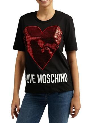 Love moschino оригинал италия