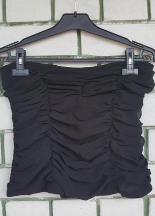 Топ корсет блуза stradivarius
