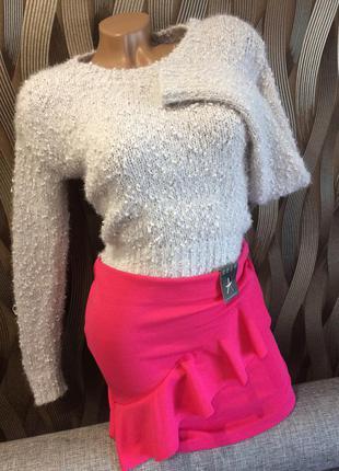 Новая яркая стильная юбка от atmosphere размер 10 м наш 42-46
