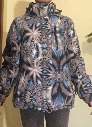 Лыжная куртка columbia оригинал