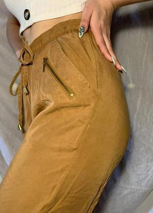 Легкие штаны , в корейско-японском стиле