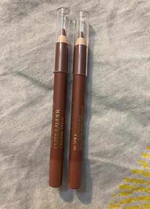 Стойкий карандаш для губ estée lauder оттенок spice специи