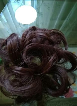 Резинка - шиньон для волос