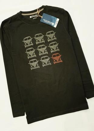 Mountain warehouse англия реглан лонгслив футболка длинный рукав s m l