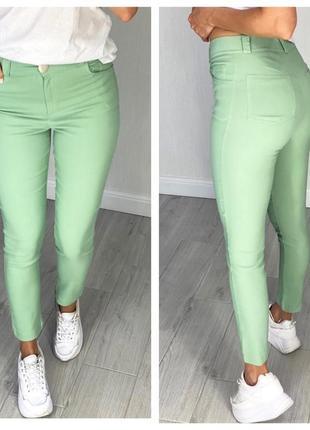 Весенне -летние джинсы