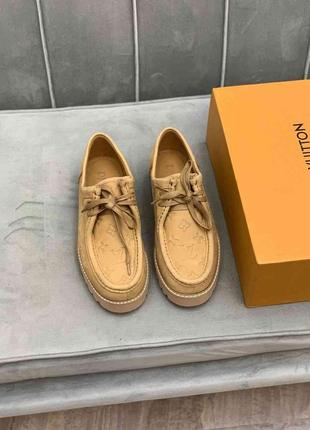 Туфли брендовые набук