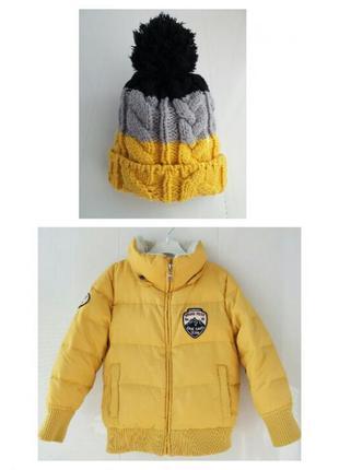 Набор курточка и шапка