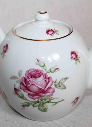 Заварник чайник royal dux bohemia